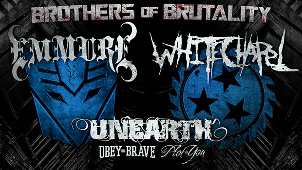 Brothers of Brutality Tour