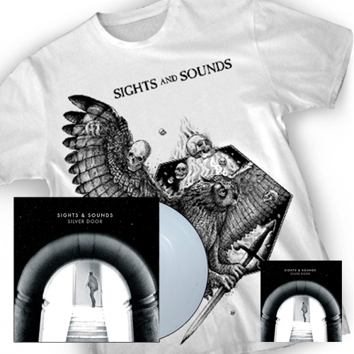 Sights & Sounds T-Shirt, EP & 10'' Vinyl Bundle